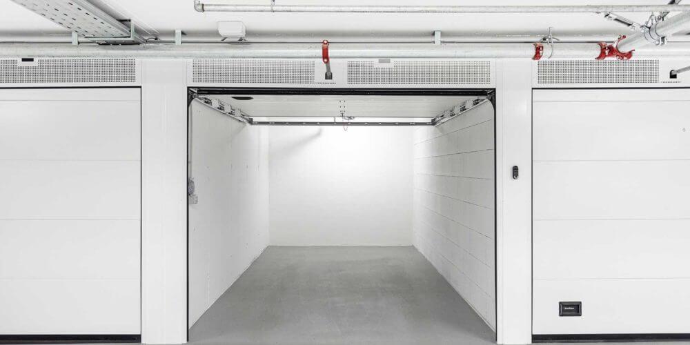 Einzelbox Garage