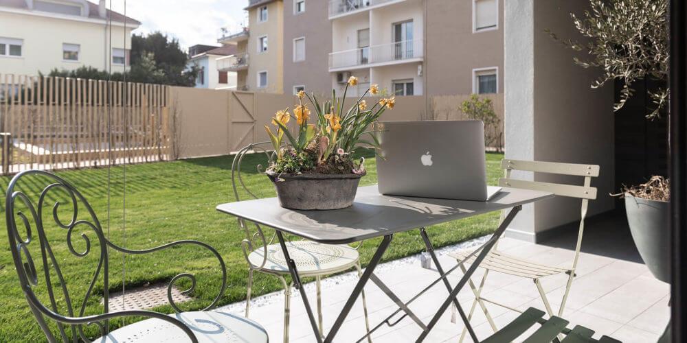 Appartamenti con giardino 5