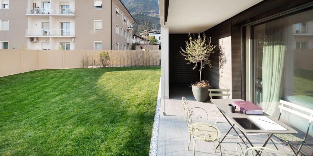Appartamenti con giardino 4