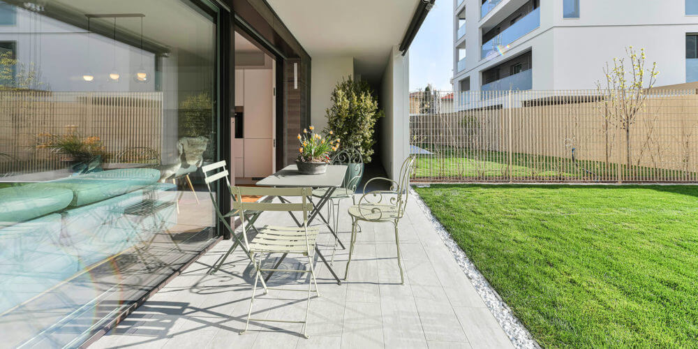Appartamenti con giardino 2